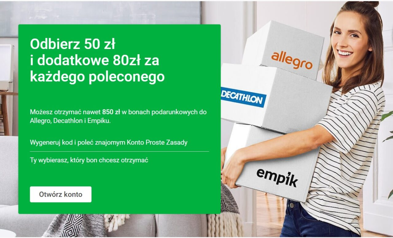 50 zł get in bank program polecen zdjecie glowne
