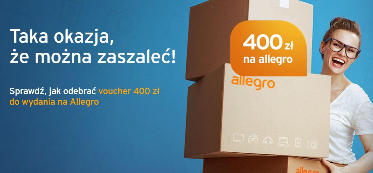 citi handlowy 400 zl allegro