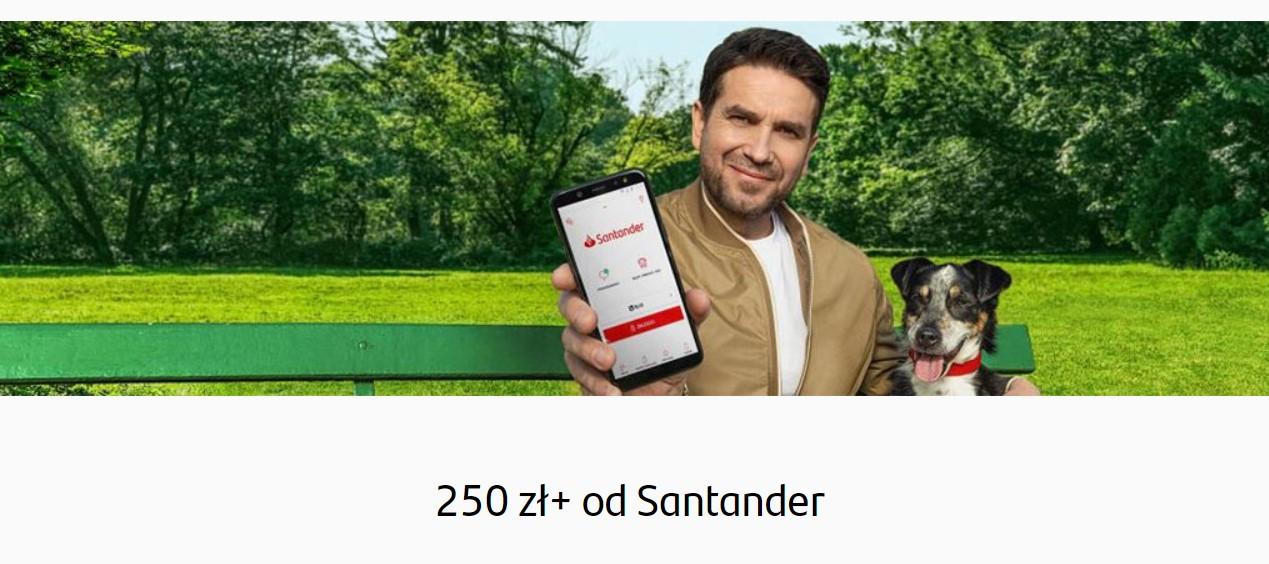 250 zl od santander