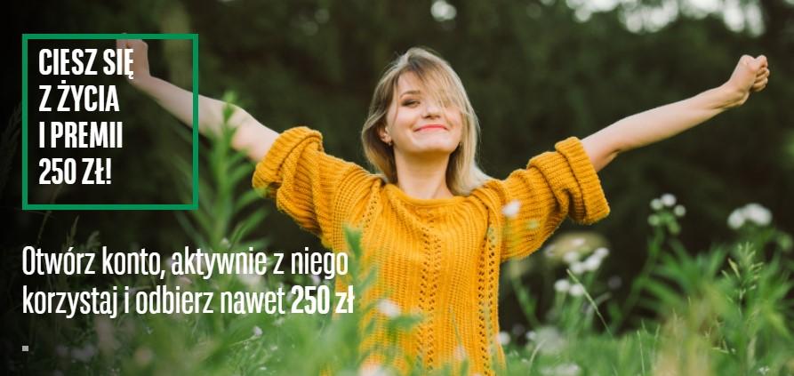 250 zl w gotowce od bnp paribas