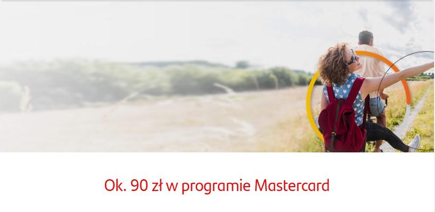 90 zl santander mastercard